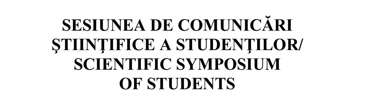 Afis simpozion studenti 2019