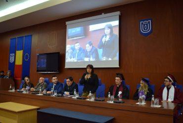 Cursul festiv al absolvenților Facultății de Științe Economice – promoția 2019