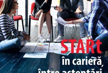 """Proiect - """"STARt în carieră, între așteptări și realitate"""""""