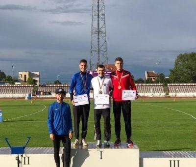 Campionatul Naţional Universitar de Atletism 2
