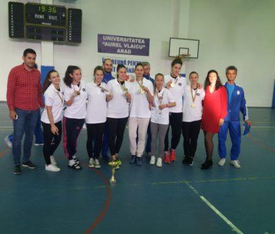 Campionatul National Universitar de Baschet Feminin 10