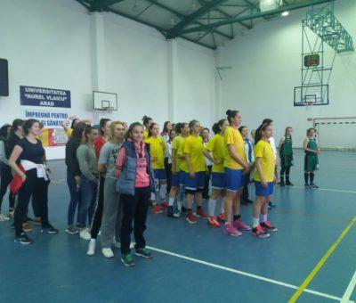 Campionatul National Universitar de Baschet Feminin 2