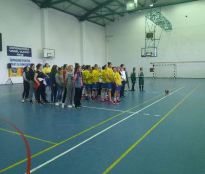 Campionatul National Universitar de Baschet Feminin 3