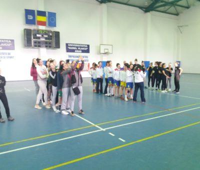 Campionatul National Universitar de Baschet Feminin 5