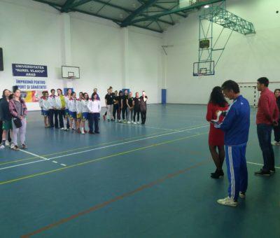 Campionatul National Universitar de Baschet Feminin 6