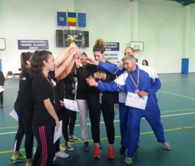 Campionatul National Universitar de Baschet Feminin 8