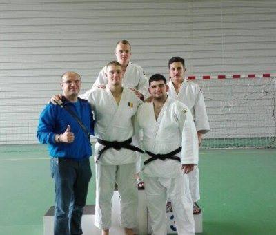 Campionatul National Universitar de Judo 2