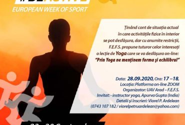 Curs e Yoga on-line