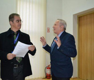 Prof Kozlowski and Prof Cavaco Paulo