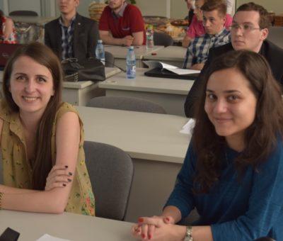 Sesiunea internațională de comunicări științifice studențești ediția a XIX a a Facultății de Inginerie U A V 4