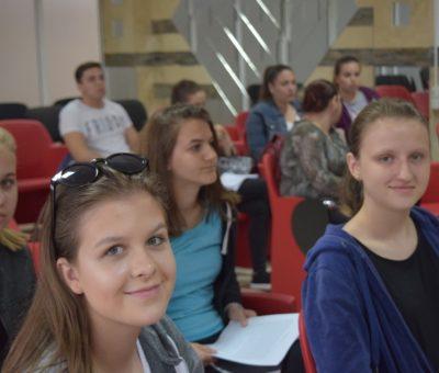 Manifestări studenţeşti 2