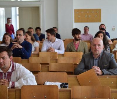 Sesiunea de comunicari studenţeşti Cultură Educaţie Societate 3