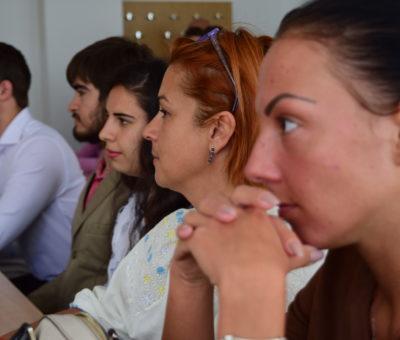 Sesiunea de comunicari studenţeşti Cultură Educaţie Societate 4
