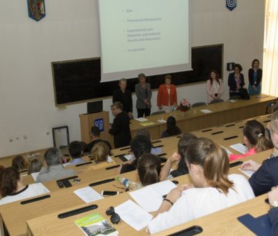 Sesiunea de Comunicari Stiintifice Studentesti Editia a XV a 2017