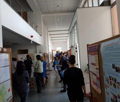 Sesiunea de comunicări științifice studențești ediția a XVI a 2