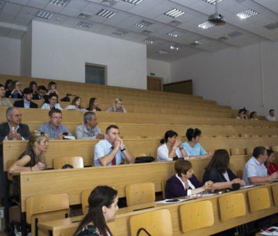 Sesiunea de comunicări științifice studențești ediția a XVI a 3