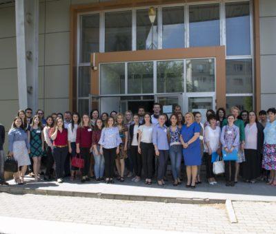 Sesiunea de comunicări științifice studențești ediția a XVI a 4