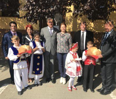 Vizita la Universitatea Aurel Vlaicu din Arad a ambasadorului Mexicului in România 3