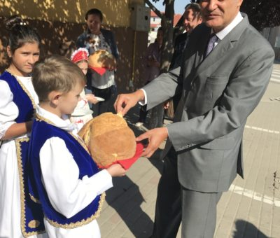 Vizita la Universitatea Aurel Vlaicu din Arad a ambasadorului Mexicului in România 4