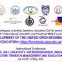 """University Aurel Vlaicu from Arad is partener to the Third International Scientific and Practical WEB-Forum """"THE DEVELOPMENT OF THE UNIFIED OPEN INFORMATION SPACE IN LIFELONG EDUCATION"""""""