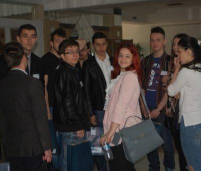 Poza 13 conferința internațională a studenților studmath it 19