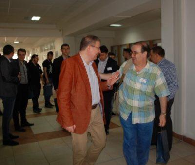 Poza 14 conferința internațională a studenților studmath it 19
