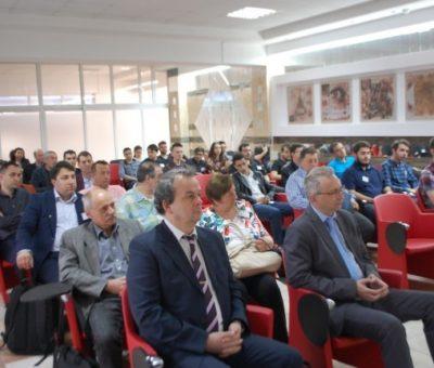 Poza 18 conferința internațională a studenților studmath it 19