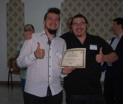 Poza 2 conferința internațională a studenților studmath it 19