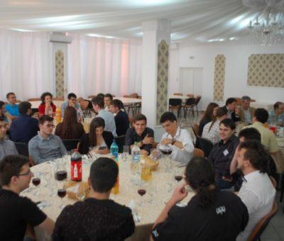 Poza 4 conferința internațională a studenților studmath it 19
