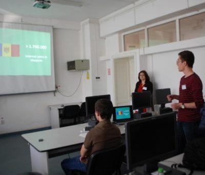 Poza 6 conferința internațională a studenților studmath it 19