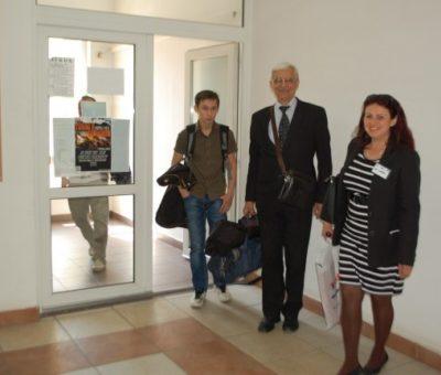 Poza 7 conferința internațională a studenților studmath it 19