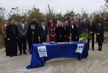 """Universitatea """"Aurel Vlaicu"""" din Arad a inaugurat lucrările la noul cămin studențesc"""
