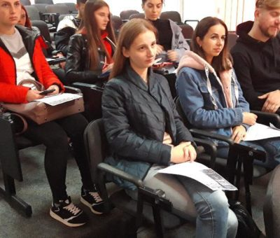 Poza 1 Sesiune de angajare pentru studenţii din Republica Moldova