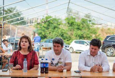 Uniunea Studenților din România a sărbătorit la Ghioroc Summer Fest
