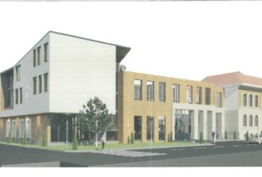 """Ramona Lile """"Construction work started for the Faculty of Economic Sciences` new headquarters"""""""