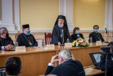 """Colocviul Naţional de Teologie Dogmatică la Universitatea """"Aurel Vlaicu"""" din Arad"""