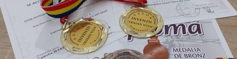 Diploma medalii 1