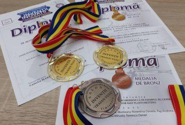 """Medalii de aur pentru UAV la Salonul de Invenții și Inovații """"Traian Vuia"""" din Timișoara"""