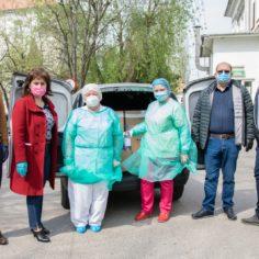 Arad`s public education aids local hospitals