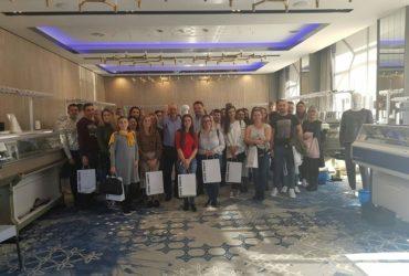 Studenții Facultății de Inginerie la Sibiu Show, Shima Seiki, Sibiu 2019