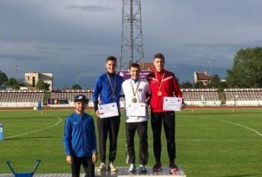Campionatul Naţional Universitar de Atletism