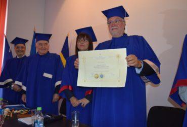 """Eveniment de marcă la Universitatea """"Aurel Vlaicu"""" din Arad"""