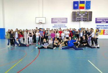 UAV Student Fitness Day