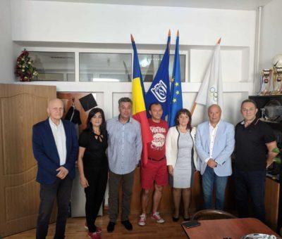O conferință susținută de către marele fotbalist Aurel ȚICLEANU 2
