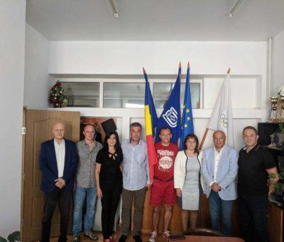 O conferință susținută de către marele fotbalist Aurel ȚICLEANU 3