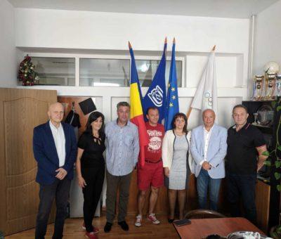 O conferință susținută de către marele fotbalist Aurel ȚICLEANU 4