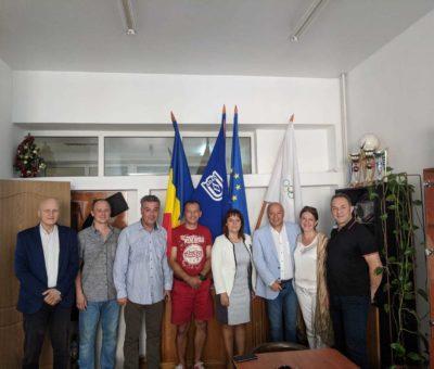 O conferință susținută de către marele fotbalist Aurel ȚICLEANU