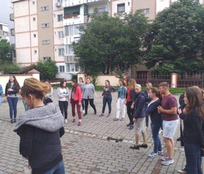 WORKSHOP DE FORMARE A VIITOARELOR CADRE DIDACTICE ÎN EDUCAȚIA OUTDOOR 14