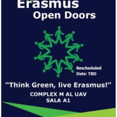 Green Erasmus Open Doors - reprogramat