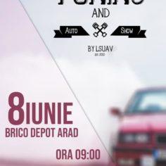 Tuning & AutoShow la Arad